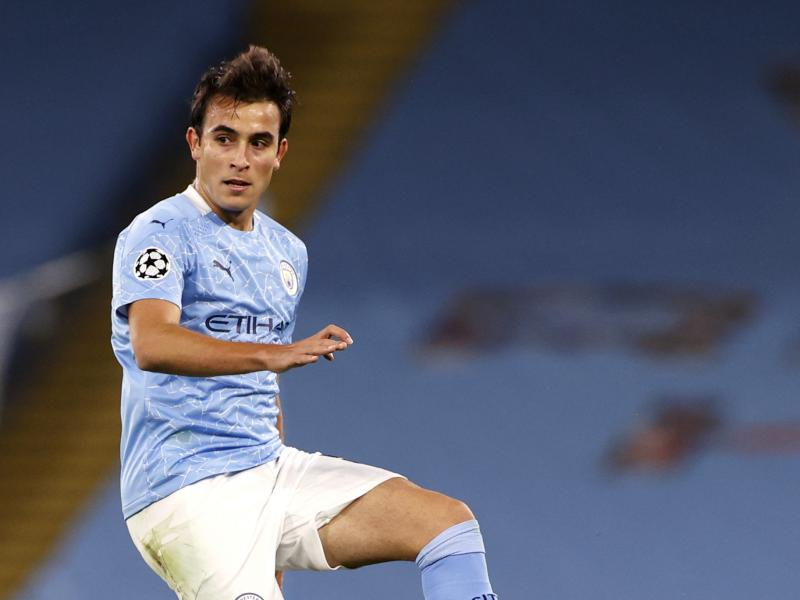 Man City's Eric Garcia signs 5-year deal with Barcelona