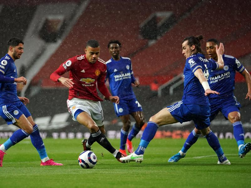 Manchester United 1-2 Leicester City: Manchester City crowned Premier League Champions as Red Devils lose at home