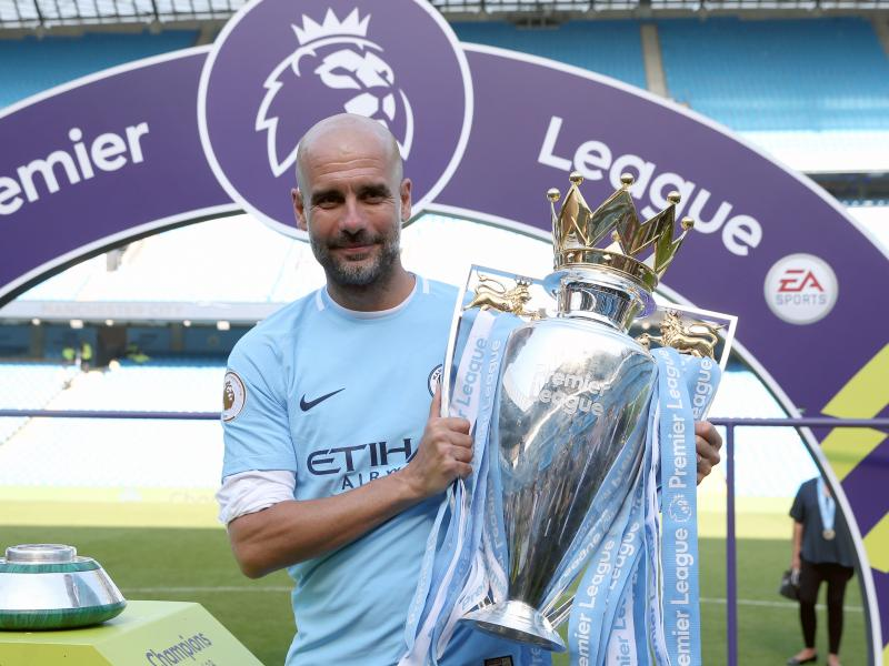 Pep Guardiola heaps praise on 'special' Manchester City side