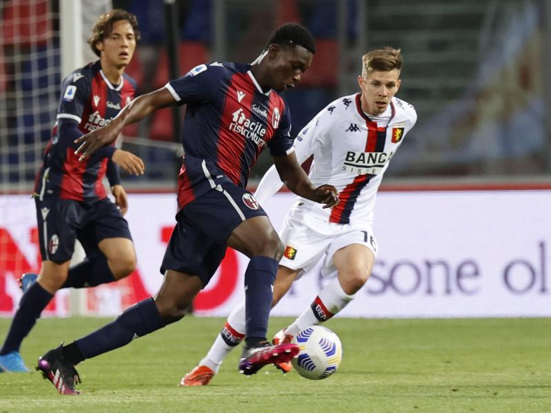 Wisdom Amey makes Serie A debut aged 15