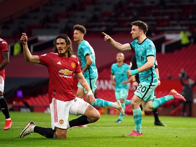 Man United 2-4 Liverpool: Klopp registers first win at Old Trafford as Red Devils suffer back to back defeat