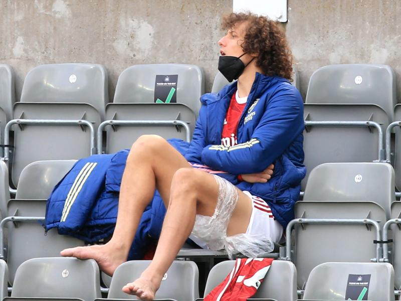 David Luiz to leave Arsenal for America this summer
