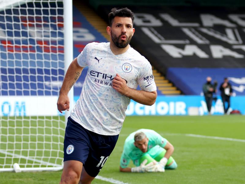 Sergio Aguero 'on verge of signing two-year deal at Barcelona'