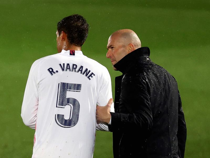 Real Madrid ready to sell Varane for €70m