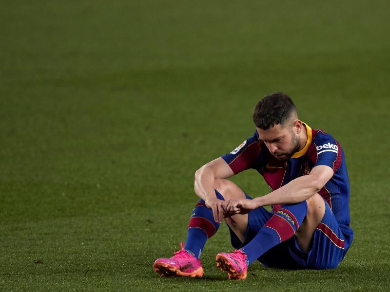 Barcelona set for another injury blow with Alba