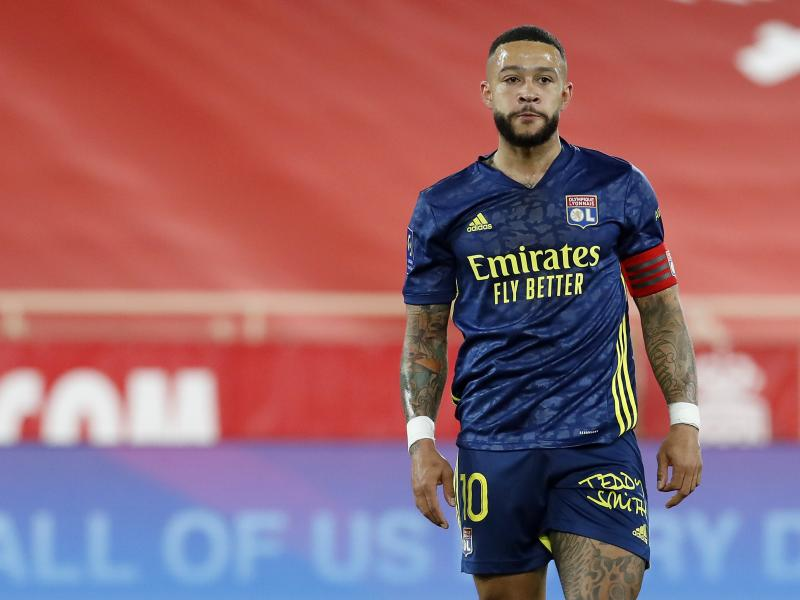 Memphis Depay on the brink of joining Barcelona