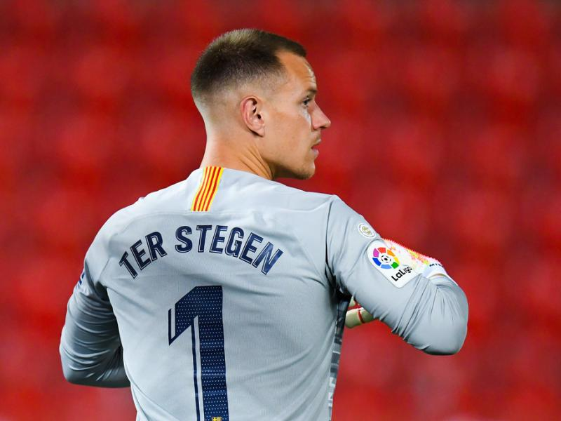 Ter Stegen to miss the opening three games of next season