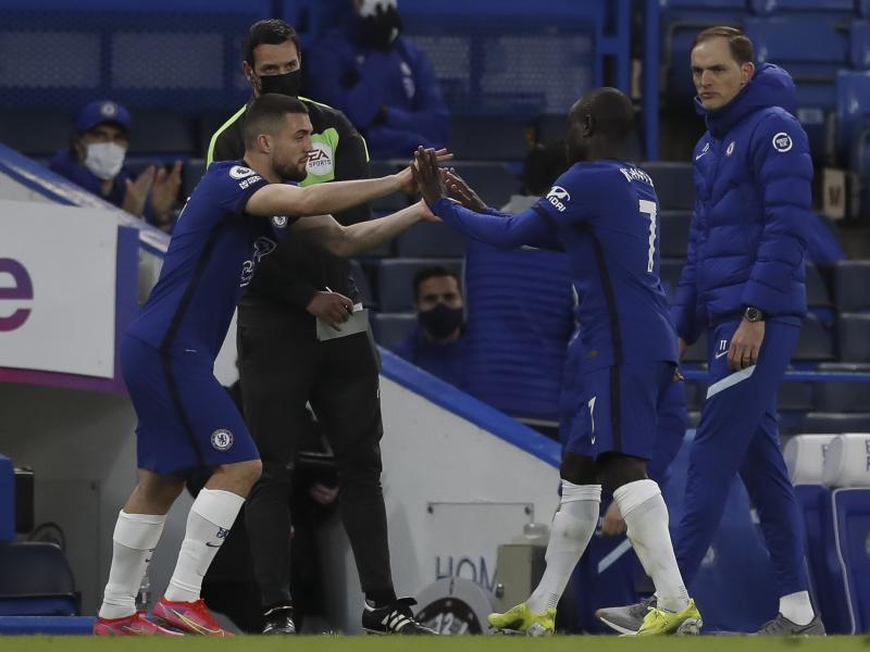Tuchel puts Kante injury fears to rest