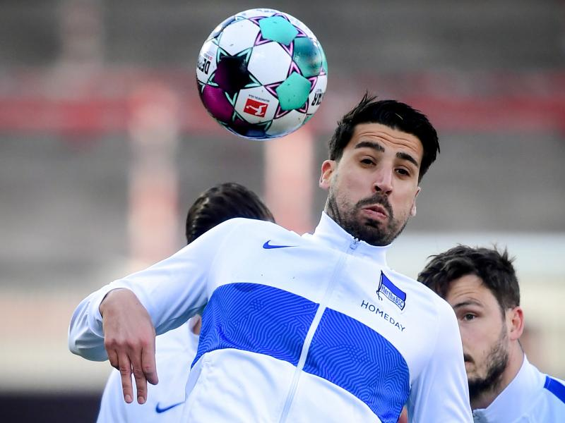 🚨 Sami Khedira to retire from football at the of the season