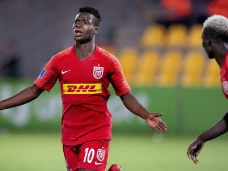 🇬🇭 Reports: Sulemana gets offers from Man United and Ajax