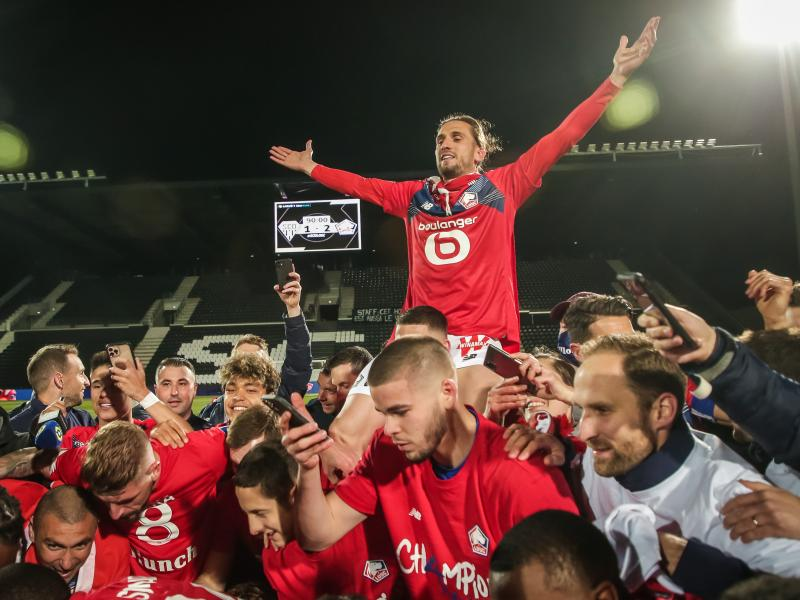 🏆 Lille stun PSG to lift French Super Cup