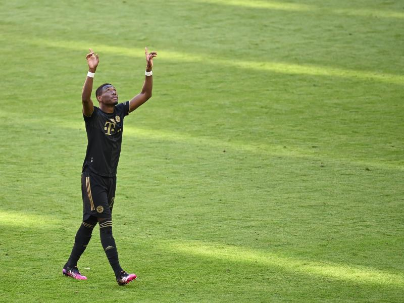 Alaba: I'm not in Real Madrid to replace Ramos