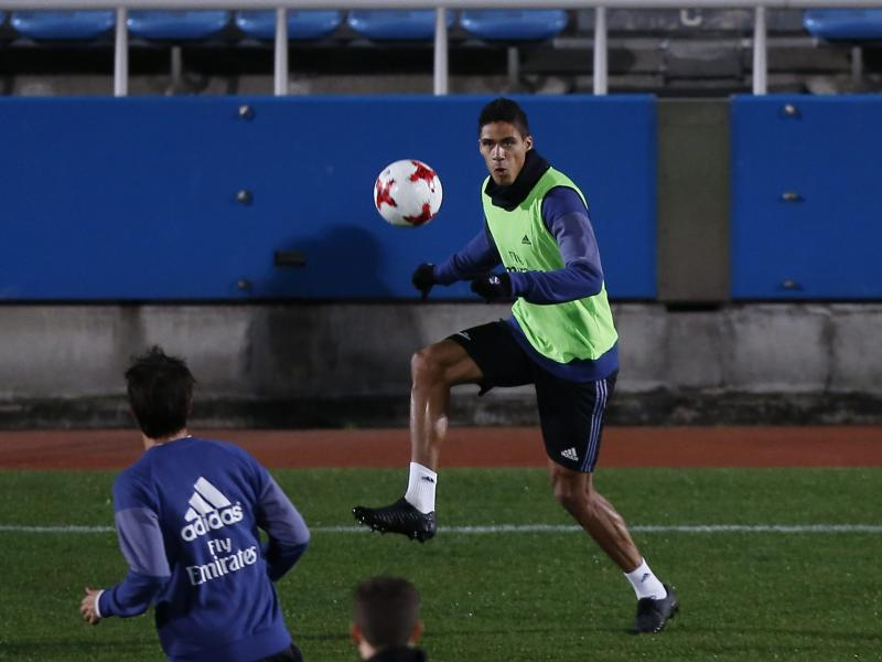 Real Madrid suspects Raphael Varane has joined another club