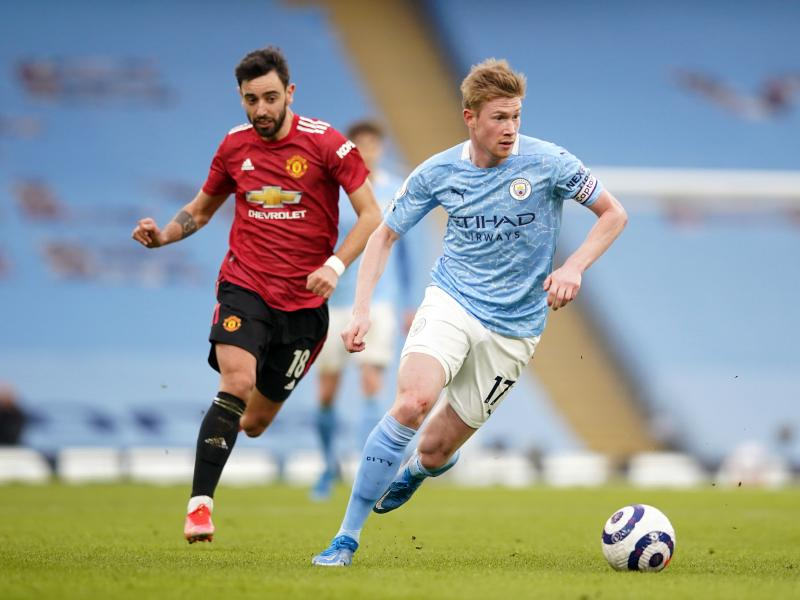 🚨 BREAKING: Kevin de Bruyne named 2021 PFA Players' Player of the Year