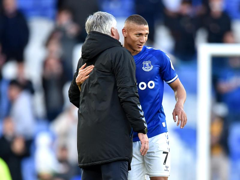 Everton ready to let go of Richarlison this summer