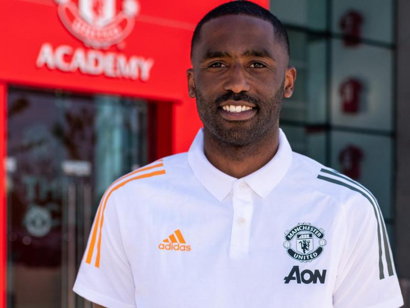 Man United appoint Cochrane as Academy's head of player development