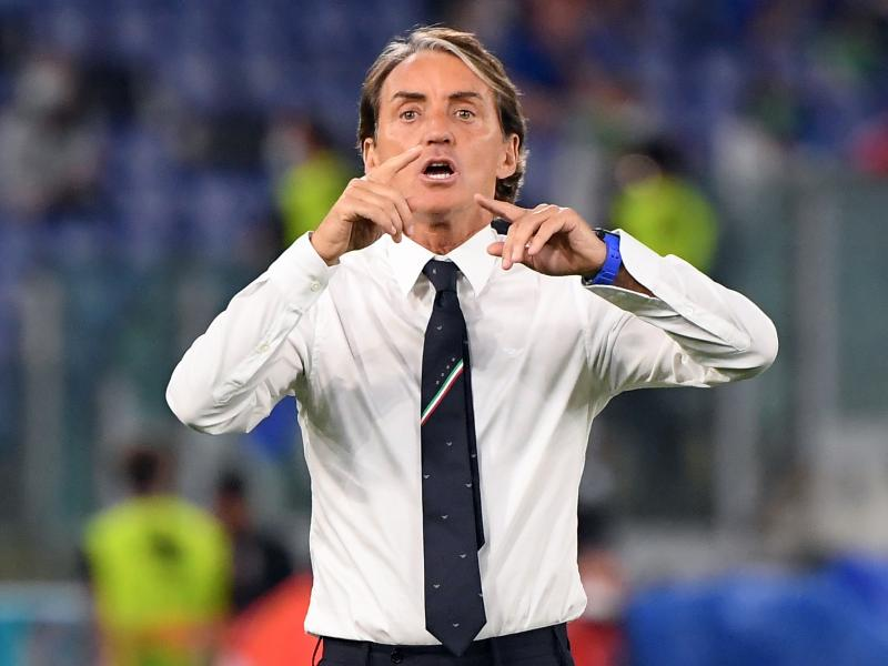 🏆 Italy's manager Mancini on why he's not happy to face Spain in England