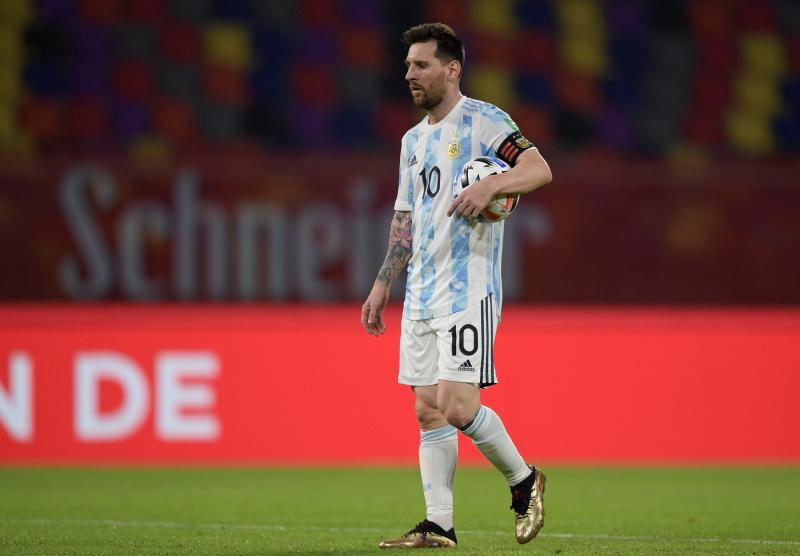 Messi: My desire is to win a trophy with Argentina