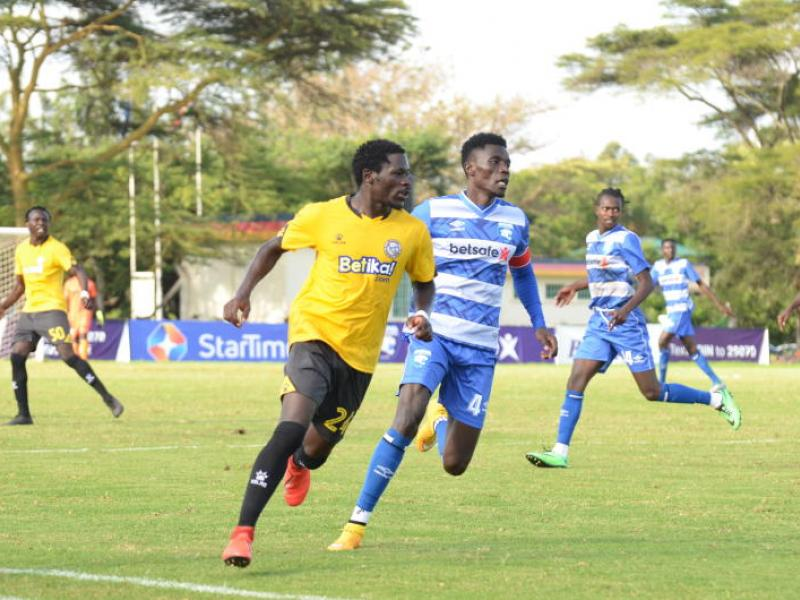 🇰🇪 AFC Leopards come from behind to hold Sofapaka as Wazito sink Sharks