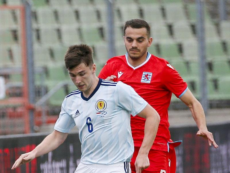 EURO 2020: Scotland's Tierney fit to face England