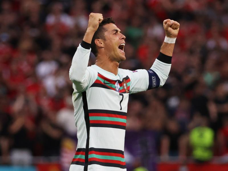 🏆 EURO 2020 top scorers: Ronaldo clear at the top