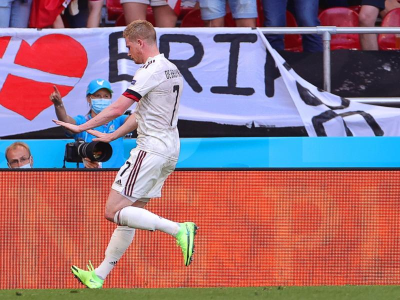 De Bruyne opens up on his injury struggles with Belgium