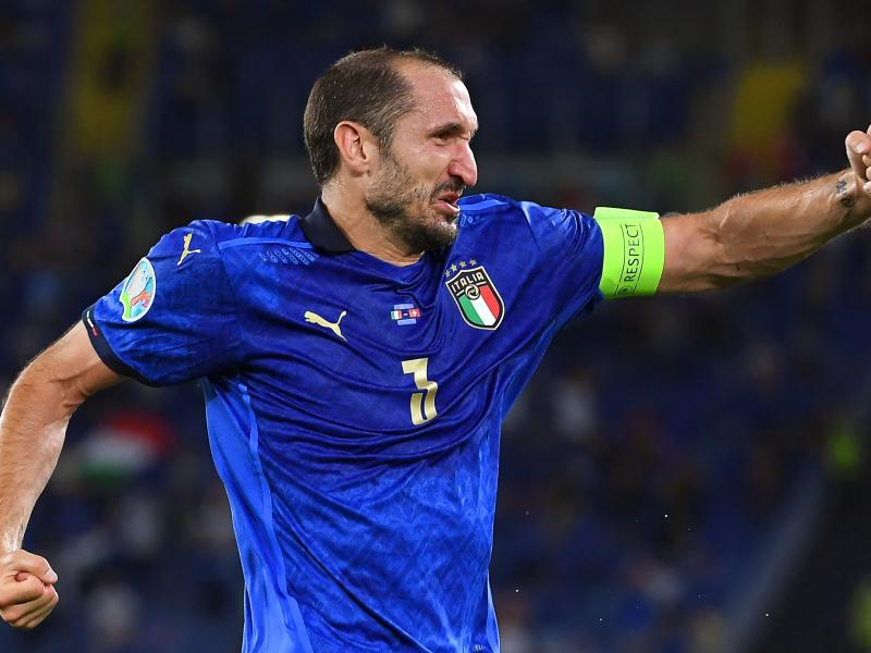 Italy's Chiellini rates Wales trio Ramsey, Bale and James