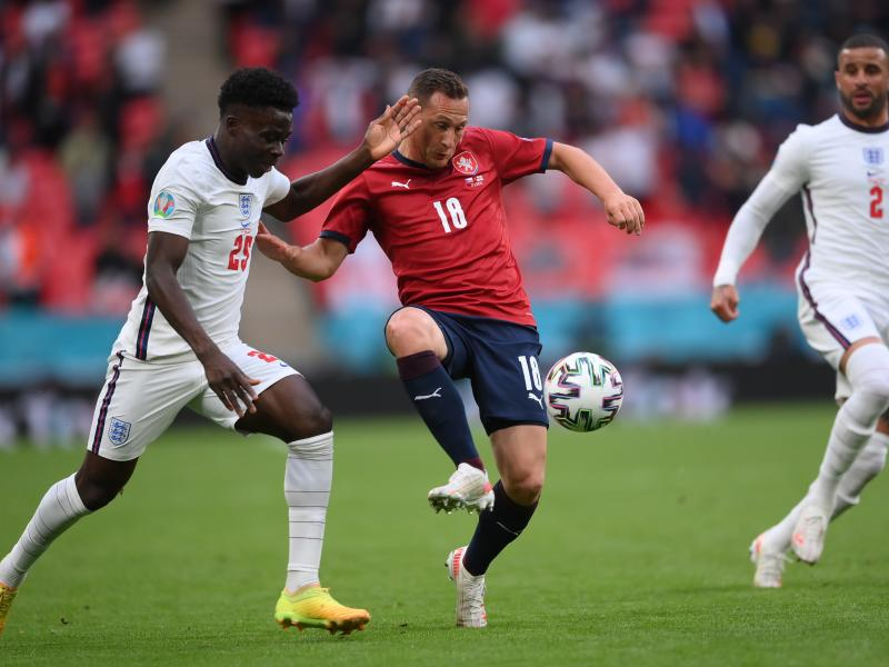 EURO 2020: England top Group D with Czech win as Croatia make it to last 16