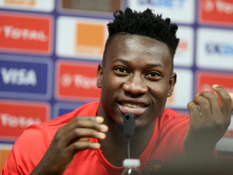 Ajax coach want keeper Onana to stay despite strong Inter links
