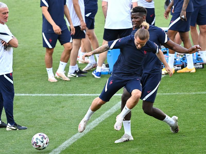 Pogba relishing leadership role for France at Euro 2020
