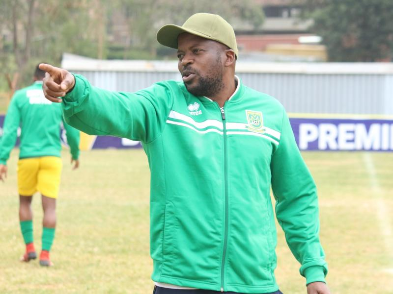 🇰🇪 Frank Ouna reacts to his first victory as Mathare United coach