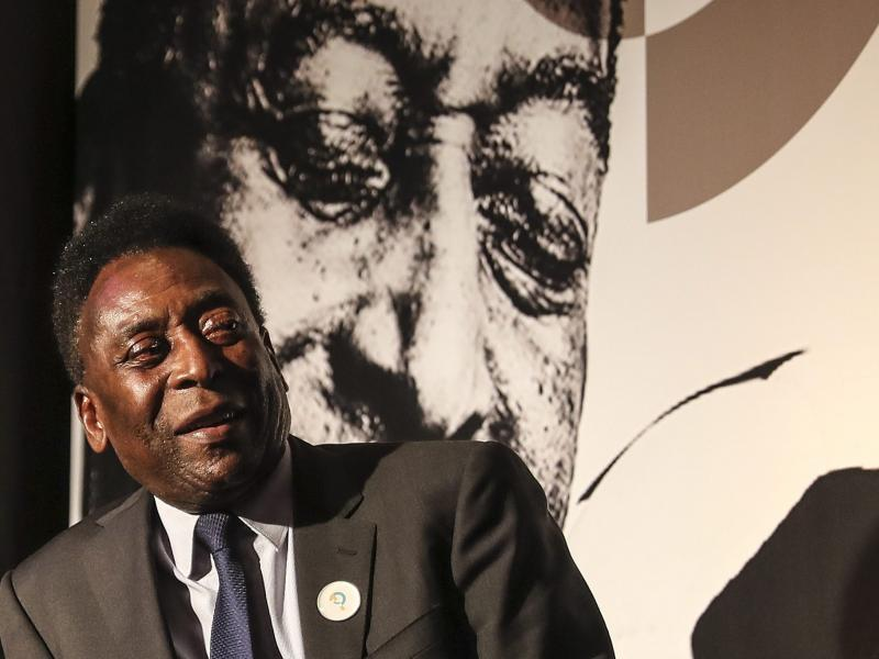 Reports: Brazil legend Pele readmitted to ICU three days after release