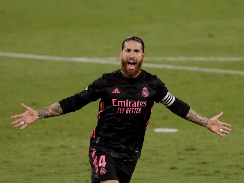 Sergio Ramos apparently 'impressed' by Ben white