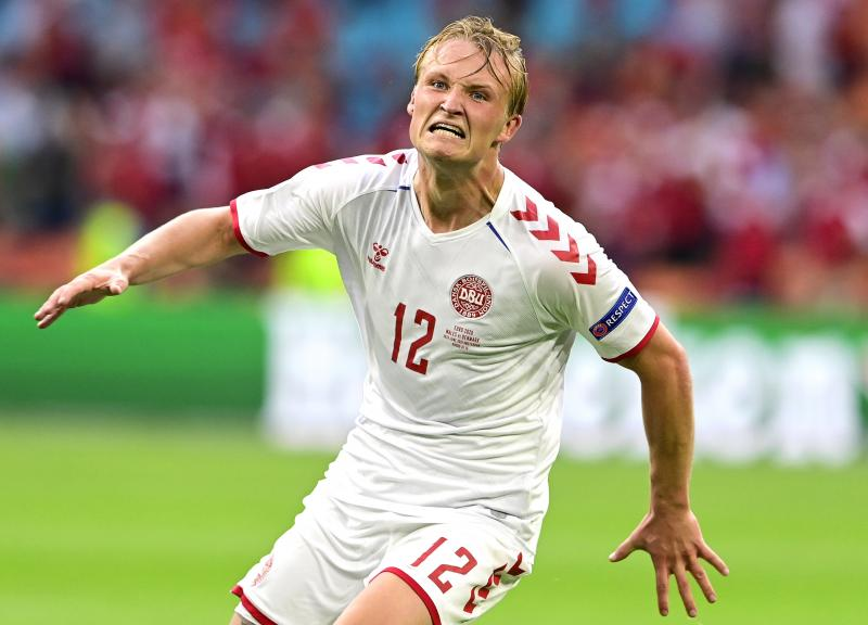 Wales 0-4 Denmark - Dolberg double sends Bale & co back home