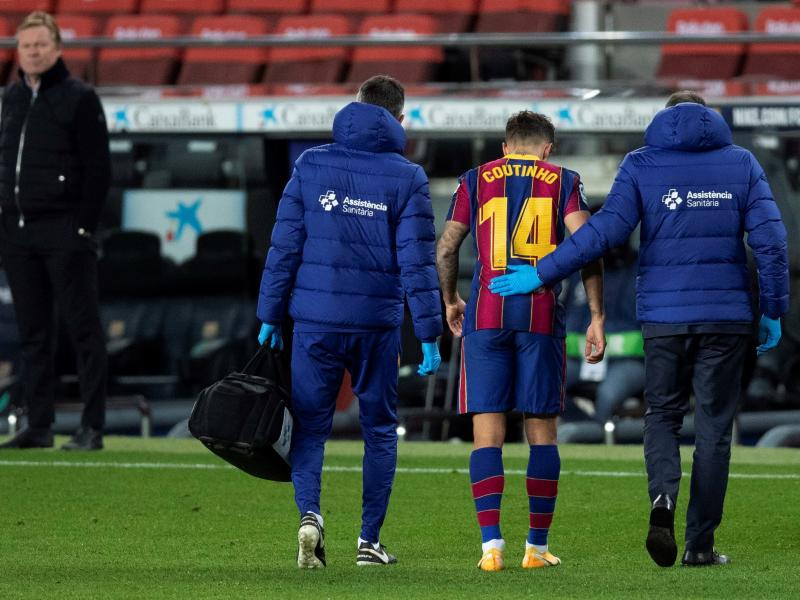 Premier League duo eyeing Philippe Coutinho move in January