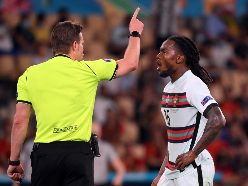 Which EURO record does Renato Sanches hold?