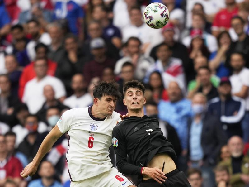 EURO 2020: Kane, Sterling on target as England knock out Germany to advance to quarter finals