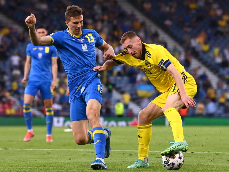 EURO 2020: Ukraine win it at death to set up a quarter-final tie against England
