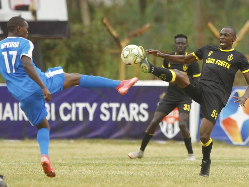 Musa Masika's second-half strike the difference as Wazito shows Nairobi how to run the City