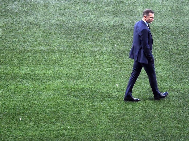 🟡 Andriy Shevchenko: Profiling one of the modern game's great strikers