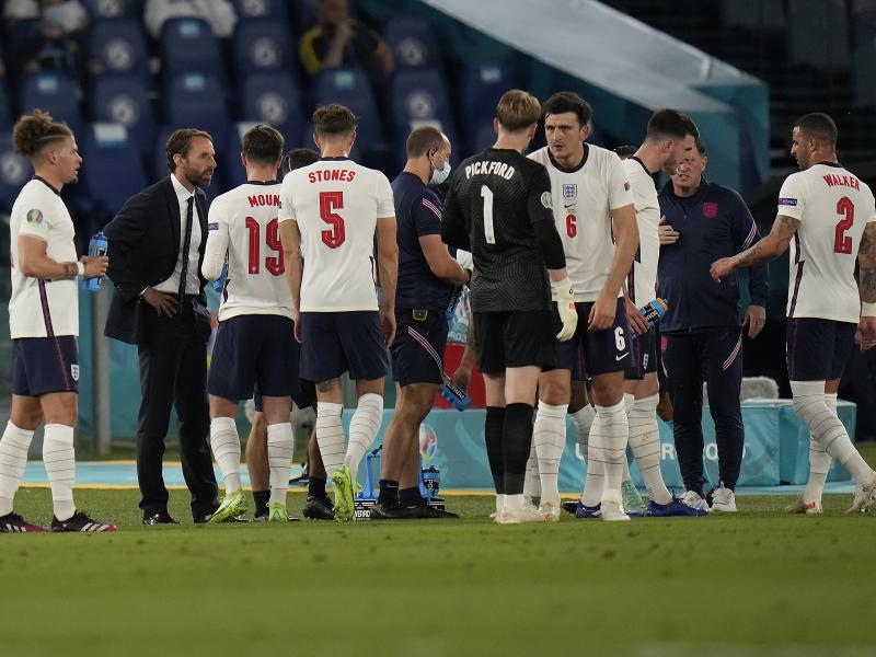 Southgate confident of breaking England semi-final 'curse'