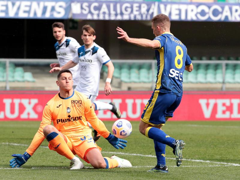 Atalanta goalkeeper Gollini attracting interest from Spurs and Everton