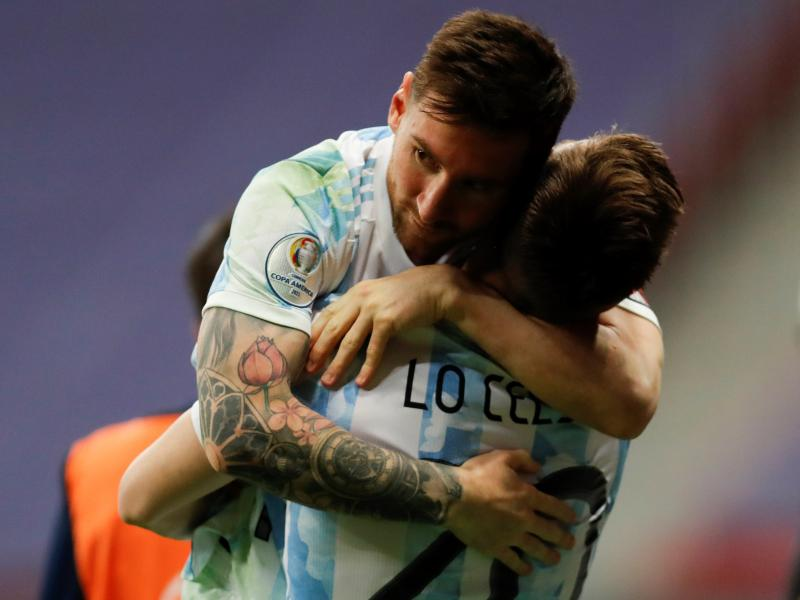 Argentina ensure dream Copa America final after beating Columbia on penalties