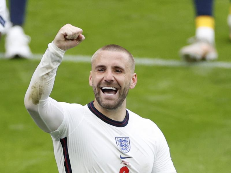 Roberto Carlos: 'Luke Shaw was the best player at Euro 2020'