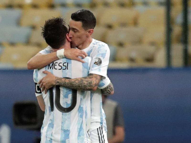 🇦🇷 Di Maria reveals the message Messi told him before the COPA final