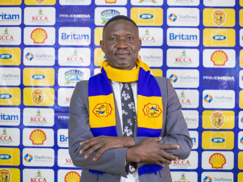 🇺🇬 BREAKING: KCCA confirm appointment of new coach