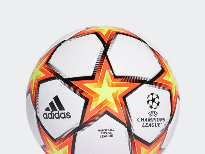 New CL ball for 2021-2022 is out and it is gorgeous
