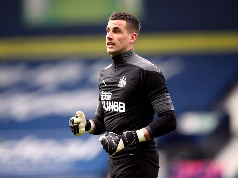 Darlow tests positive for COVID