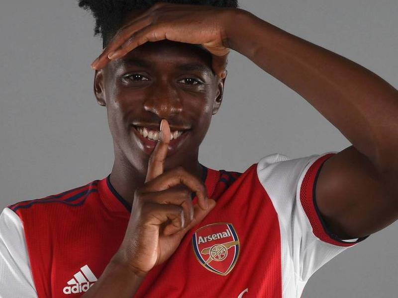 🇧🇪 Lokonga names the Arsenal player he's most excited to play with