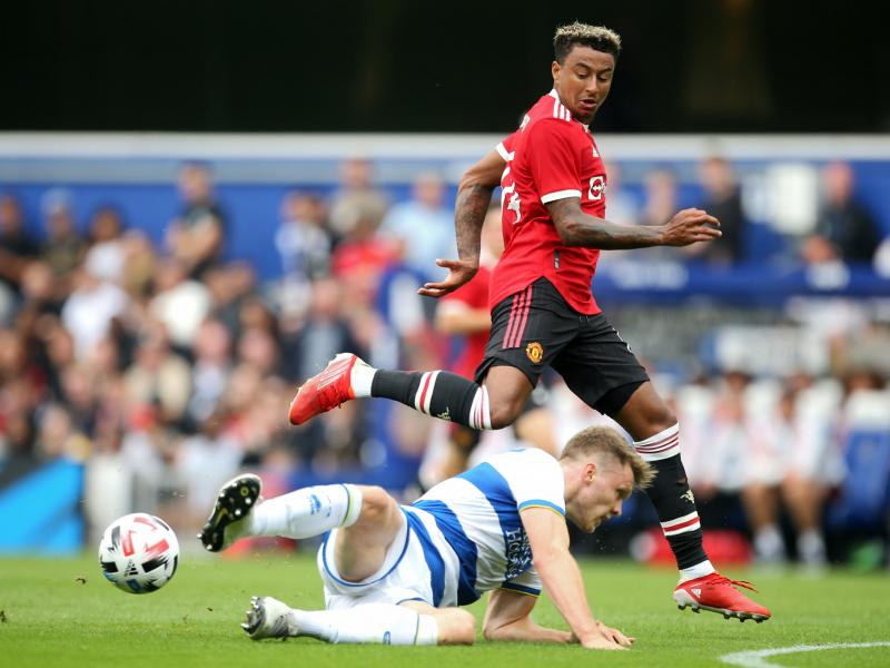 Watch: Jesse Lingard scores for Man United amid speculation about his future